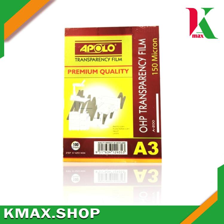 Apolo Film A3  150 micron