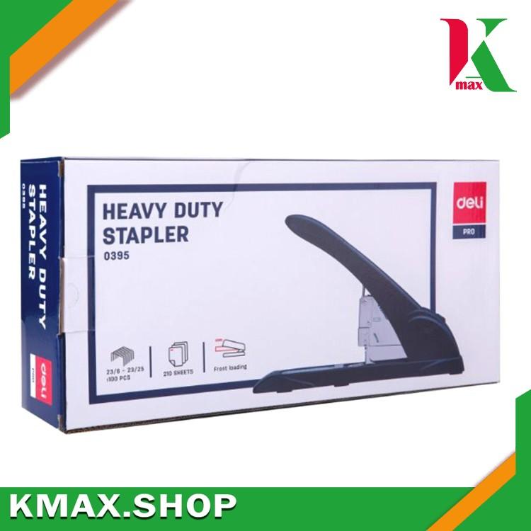 Deli Heavy Duty Stapler 24/6 to 23/24 (Capacity 240Sheet)(0395)