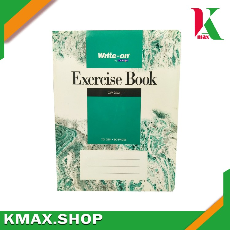 Campap Exercise Book  CW2501
